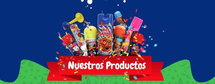 ¿Ya probaste algunos de los productos del Rey Momo?