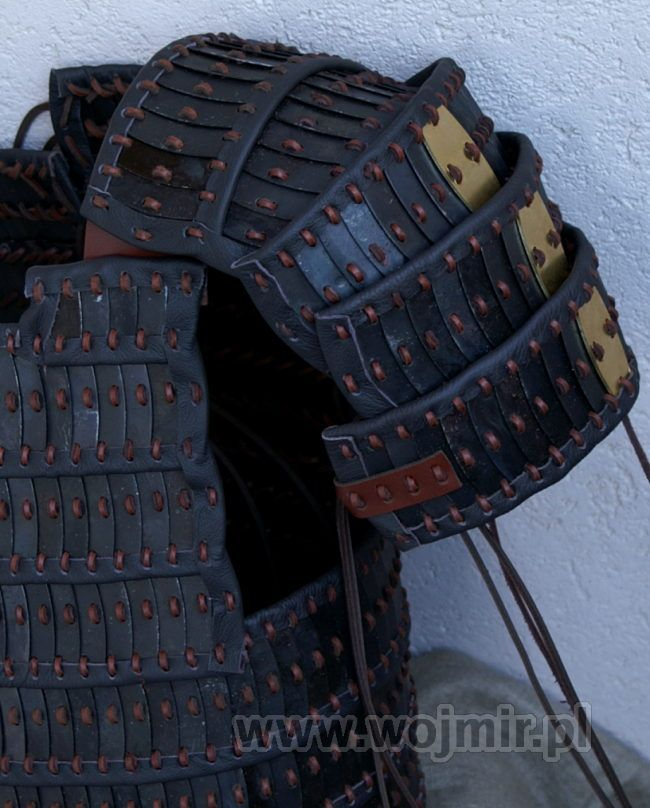 LAMELLAR ARMOUR FROM BIRKA