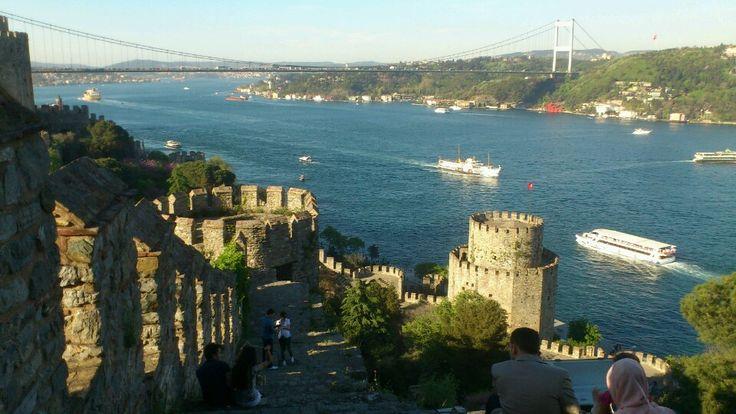 Rumeli Hisarı şu şehirde: İstanbul, İstanbul