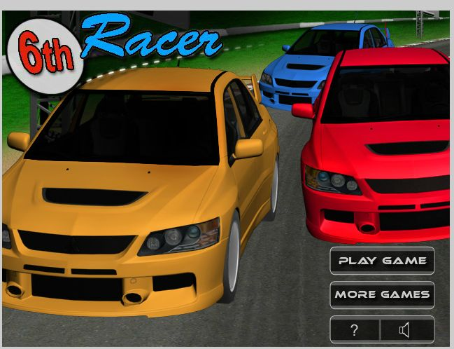 Do you like to play racing games ???  6th Racer is best option for u. #flashgames   #flashgamenation