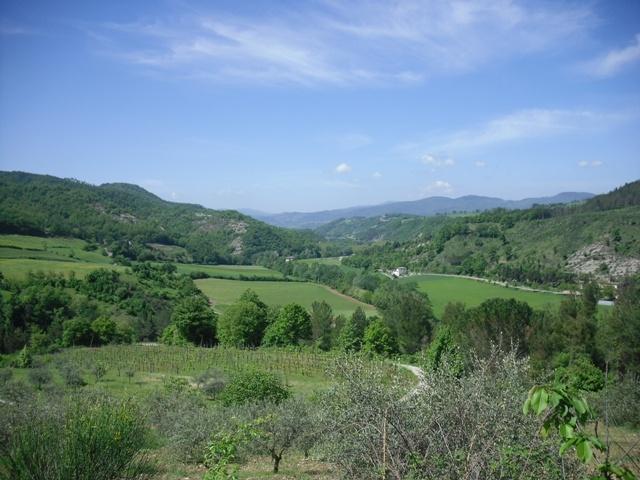 Valley (Umbria, Italy)