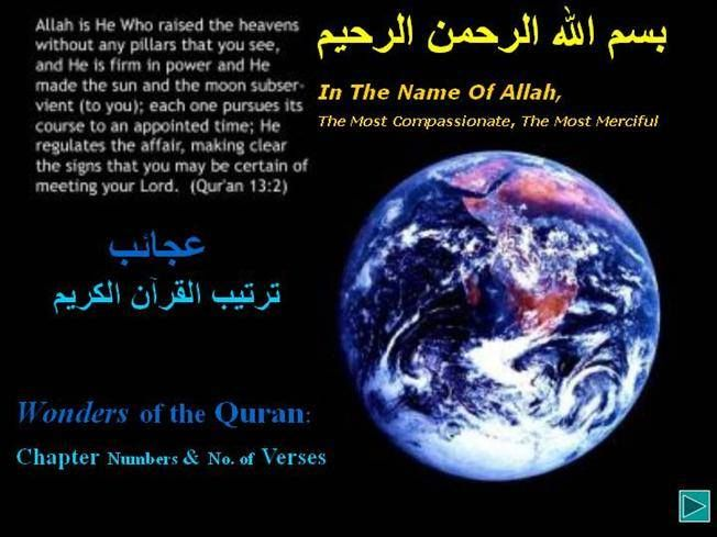 The wonders of the Koran   http://quranconnection.com/contact-us-to-learn-arabic-now/?wpam_id=30