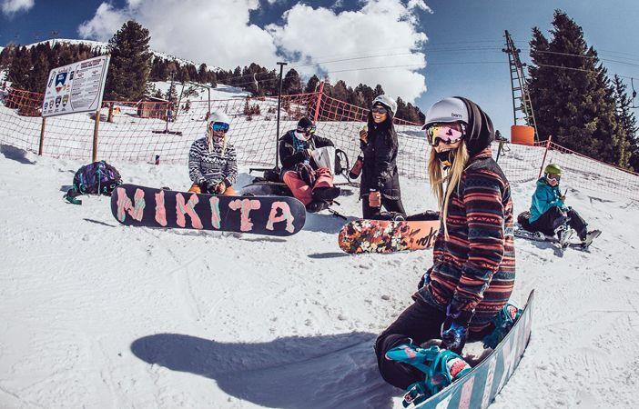 Snowboarding Seasonaire Tumblr