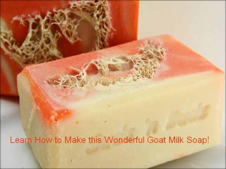 How to Make Goat Milk Soap (and have it stay creamy white) - Part 1 of 3
