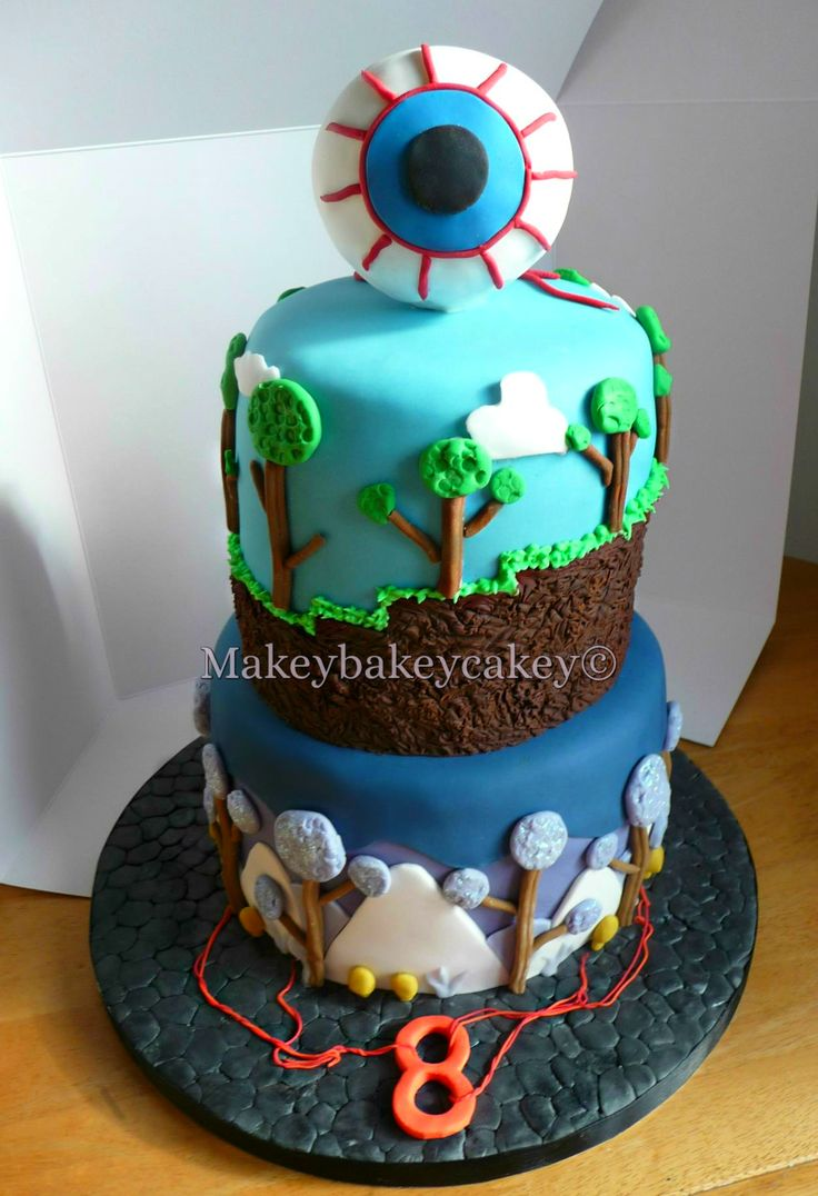 17 Best Images About Terraria Cake On Pinterest Perler