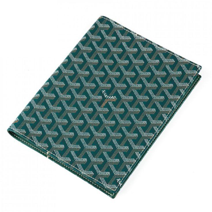 Goyard Notebook Cover