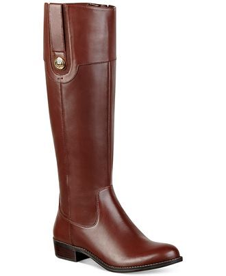 Tommy Hilfiger Dalyn Riding Boots - Boots - Shoes - Macy's