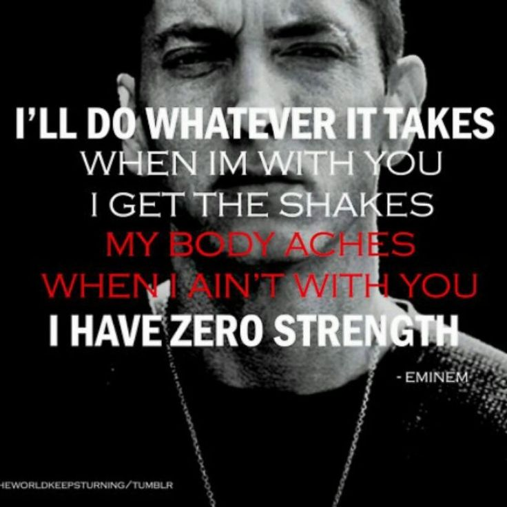 eminem quotes from songs about life - photo #36
