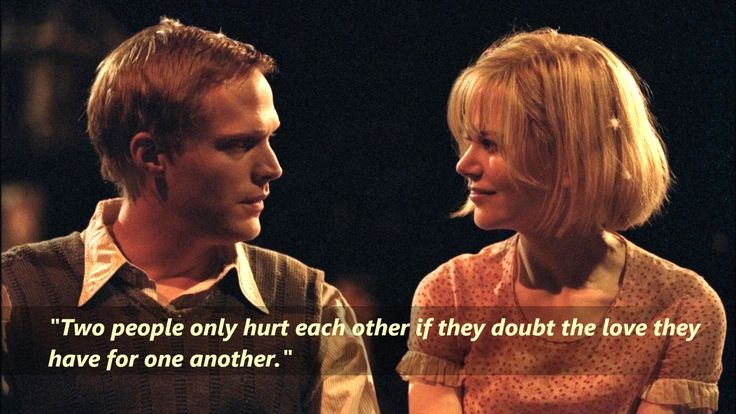 Dogville 2003 Paul Bettany As Tom Https Www Facebook Com Quotes2reminisce Frases