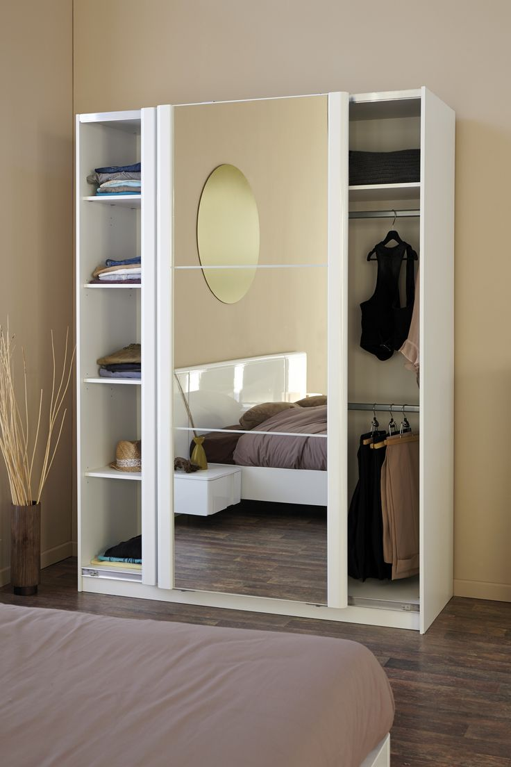 1000 idées sur le thème armoire porte coulissante miroir sur pinterest