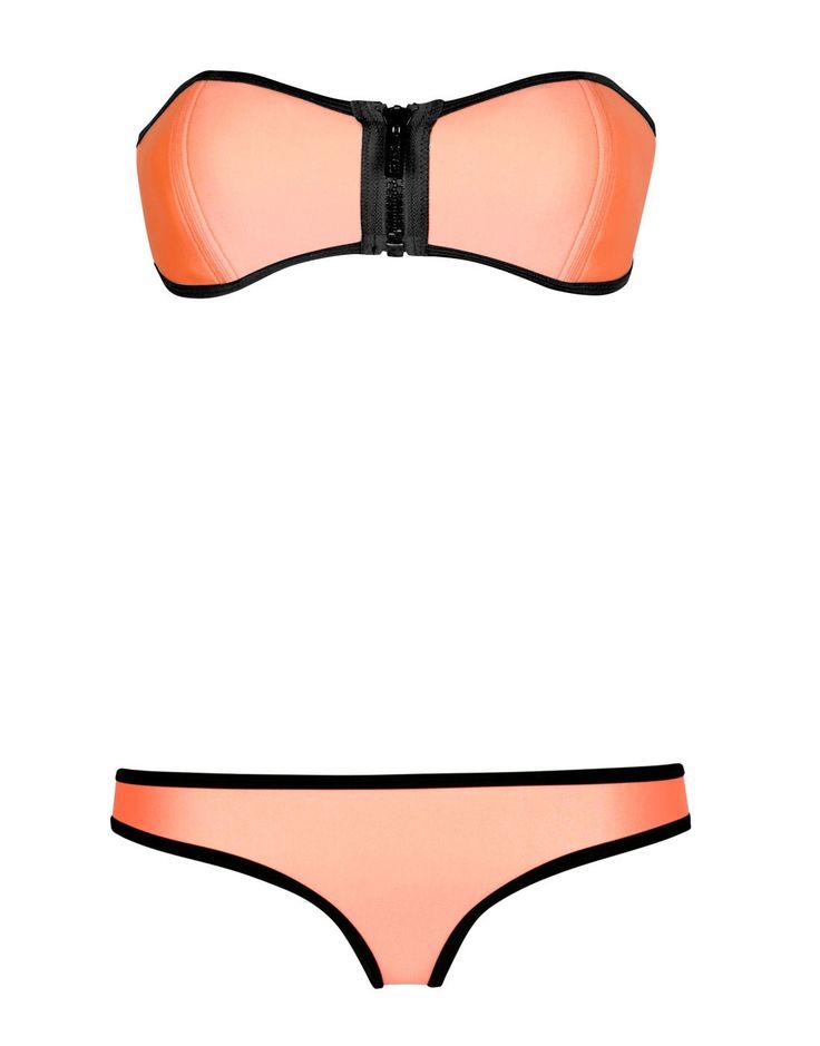WINNIE - ARIZONA SUNSET Bikini Top and Bottom