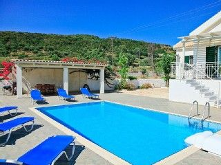 Secluded+villa+with+private+pool+and+sea+views+over+Katelios;+sleeps+7-8+people+++Holiday Rental in Greece from @HomeAwayUK #holiday #rental #travel #homeaway