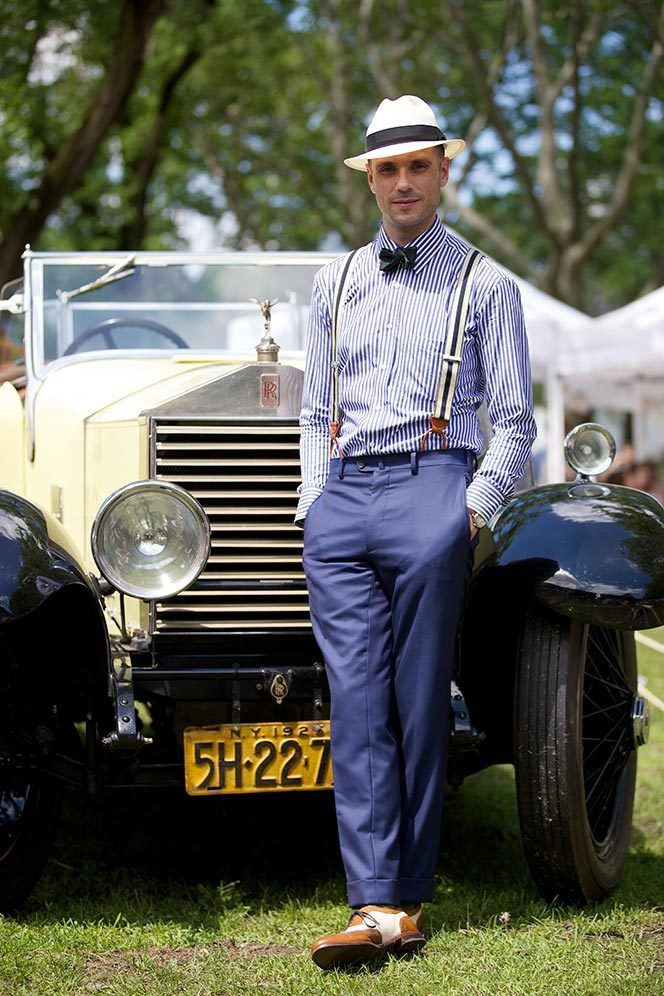 Jazz Age inspired summer outfit | He Spoke Style