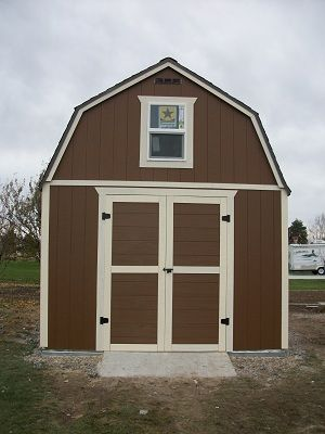 I Have A Barn Shed Just Like This In My Backyard Full Of