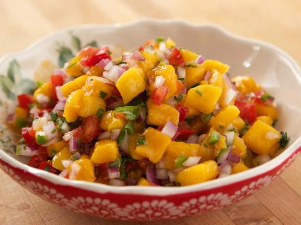 Get Mango de Gallo Recipe from Food Network