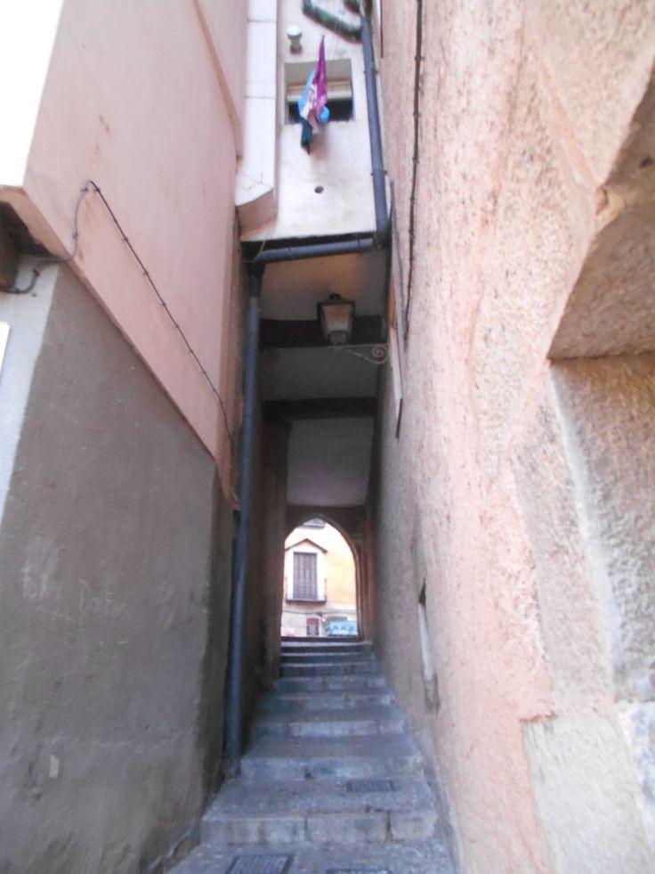 Arco en el Barrio  de San Miguel