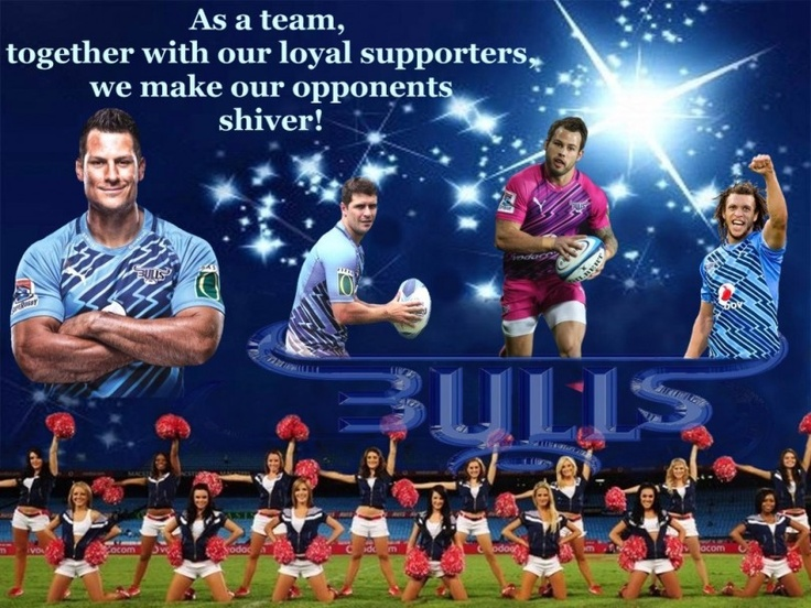 "Great Blue Bulls ""Biggest Little Fan"" Photo Entry from Stoutgat Naude - http://www.facebook.com/TheCharacterGroupSA"