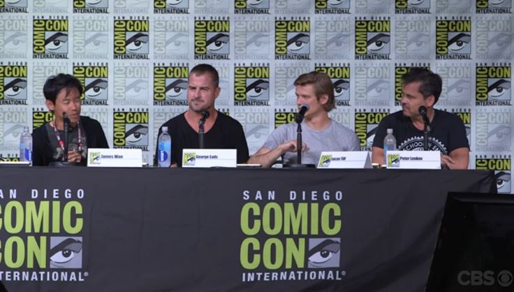 New from Comic-Con: James Wan Joins MacGyver Cast for Panel a New Series from CBS #MacGyver #SDCC2016  Read more at: http://www.redcarpetreporttv.com/2016/07/22/new-from-comic-con-james-wan-joins-macgyver-cast-for-panel-a-new-series-from-cbs-macgyver-sdcc2016/