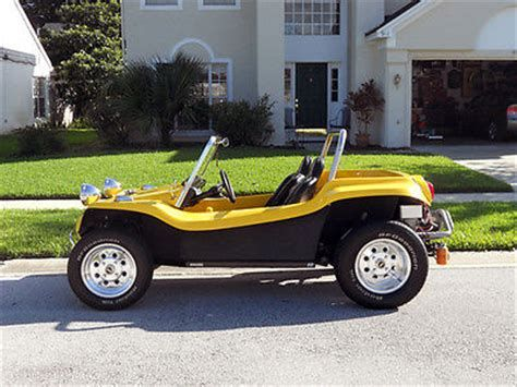 Meyers manx pictures & photos, information of modification ...