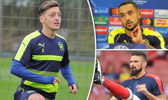 Arsenal News: Ozil contract saga settled Wenger hails smart star hero shuns Giroud   via Arsenal FC - Latest news gossip and videos http://ift.tt/2cAomdS  Arsenal FC - Latest news gossip and videos IFTTT
