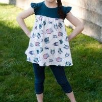 Love Notions Miss Mary Mack Pattern