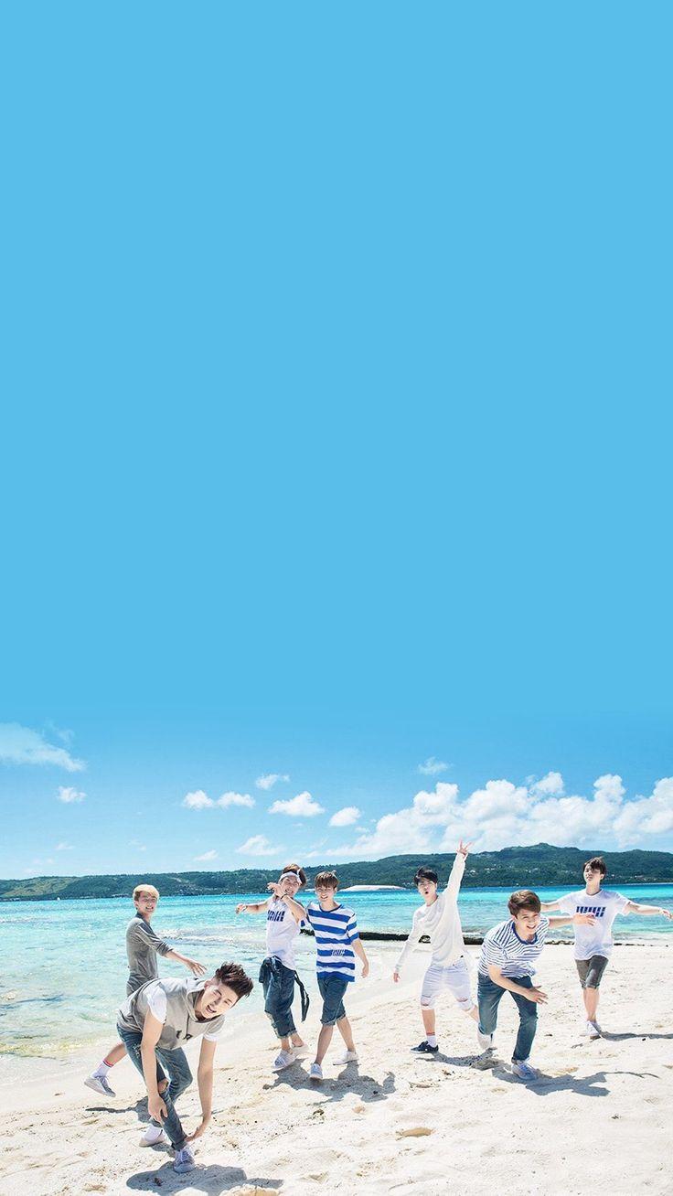 iKON Wallpaper  Cr: iKONGrahic