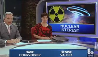 """12/20/2017 - Top official reveals UFOs exist, and they're """"often being reported"""" over nuclear power plants… """"We'd never seen anything like it"""" — Military: """"Ominous correlation"""" between sightings and atomic sites — TV: """"Mystery intruders over nuke facilities"""" (VIDEOS)"""