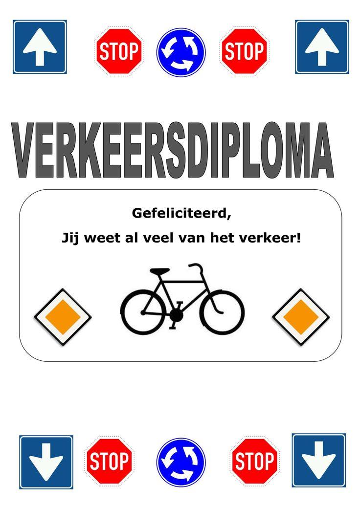 Verkeerstocht - volledig uitgewerkt te downloaden via www.activitheek.nl