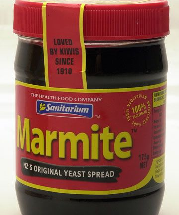 Running low on Marmite
