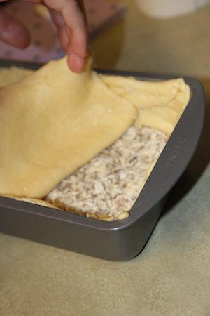 Sausage and Cream Cheese Casserole
