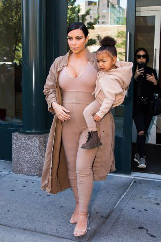 BAZAAR is tracking Kim Kardashian's best maternity style for baby #2. See our favorite looks here: