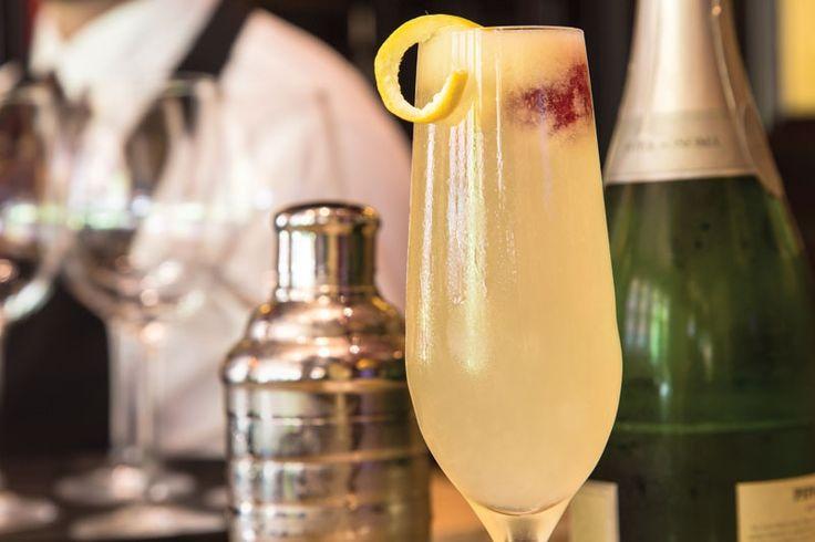 French Quarter 75 Cocktail Recipe