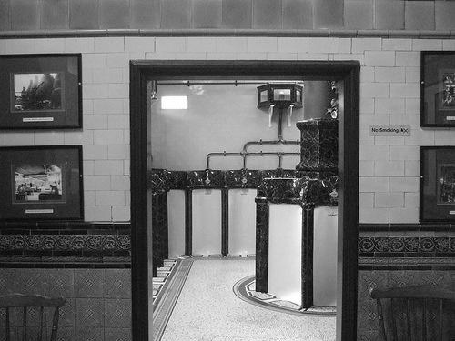elaborate toilets