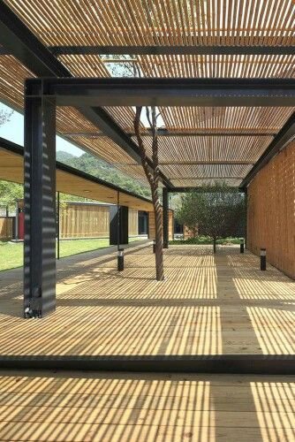 97 Best Covered Walkways Images On Pinterest Canopies