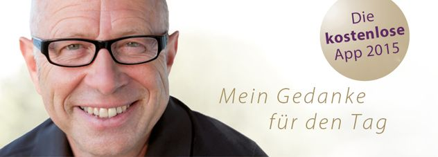 Robert Betz: Mein Gedanke für den Tag