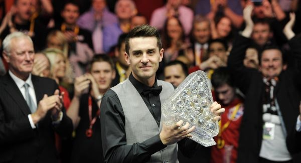 Mark Selby, Betfair Masters 2013 Champion