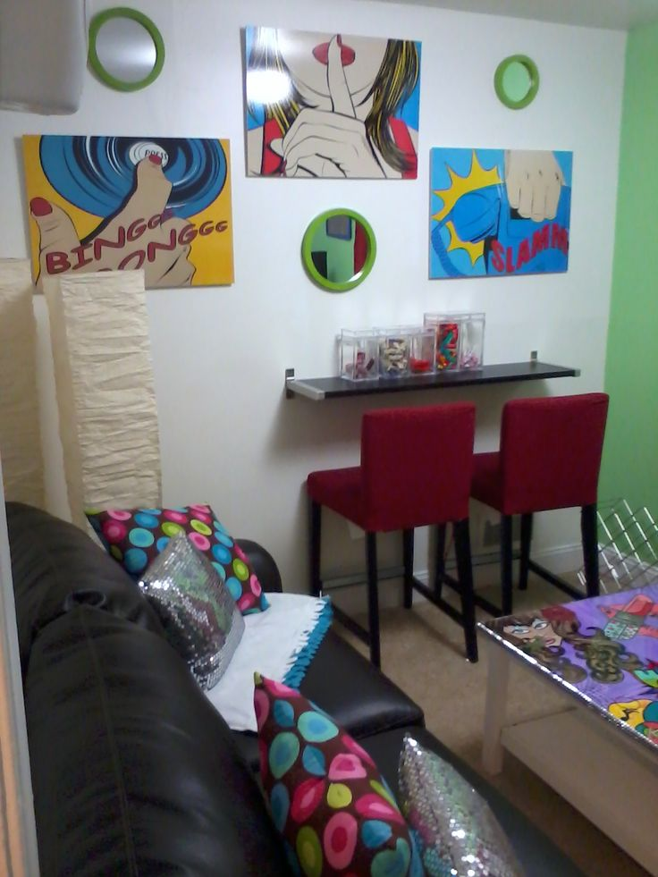 84 best Teen basement images on Pinterest Teen hangout room