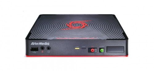 AverMedia Launches the Game Capture HD II