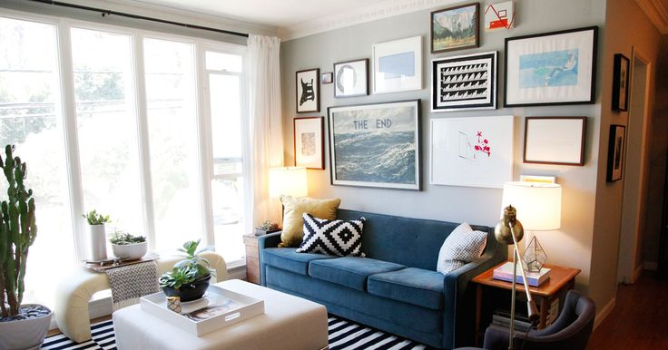 Decorating a home or apartment is a fun project, but it's also daunting. Whether you're starting with a blank canvas or looking for a statement piece to upgrade an area, it can be hard to know where to start. That's where the internet can be your best — and worst — friend. Enter a few words