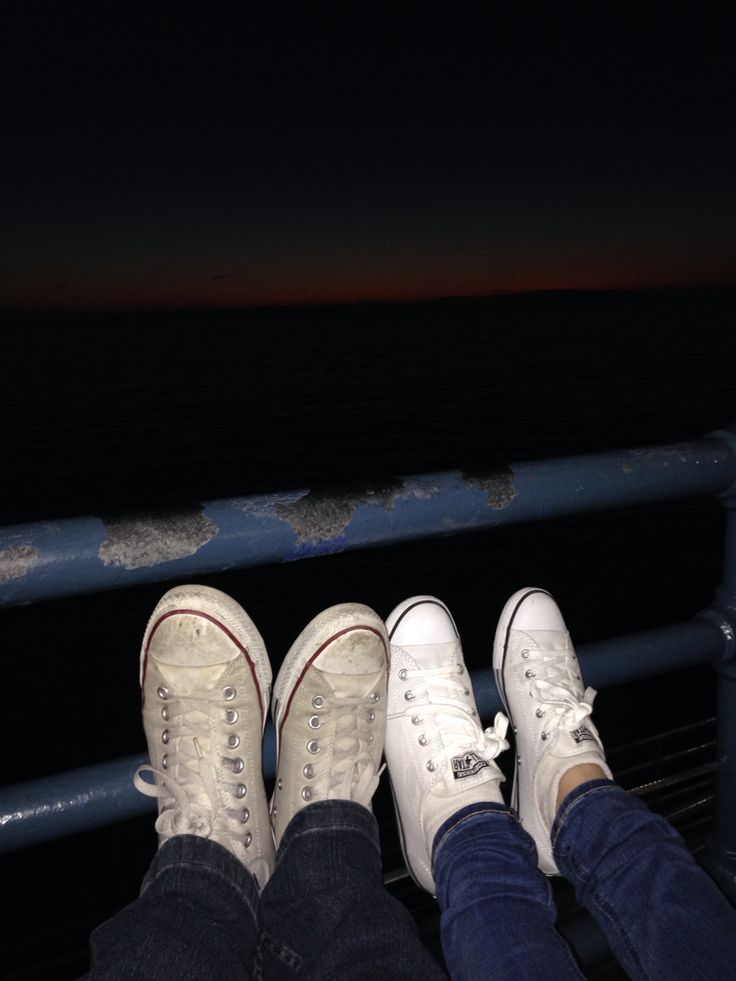 Love it!!! Santa Mónica sunset!!