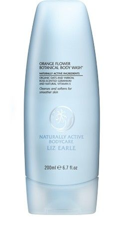 Orange Flower Botanical Body Wash™ - I love this stuff, the smell reminds me of being at the spa!