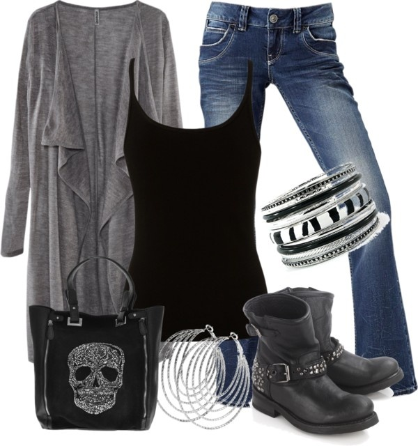 """Rock Concert"" by mhuffman1282 ❤ liked on Polyvore ~~ Just have to get the purse and I'll have the outfit. Woo Hoo!! :)"