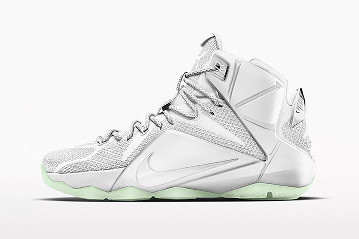 all white lebron 11