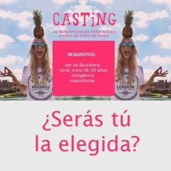 #Barcelona #Modelos para ropa de baño ^_^ http://www.pintalabios.info/es/eventos_moda/view/es/1590 #ESP #Evento #Casting