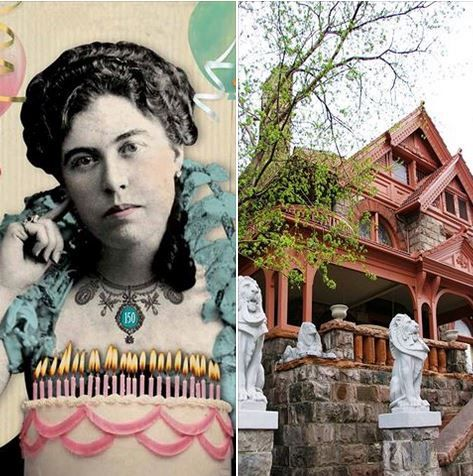150 and Fabulous: Celebrating Margaret Brown's Legacy. On view through August 20, 2017. Molly Brown House Museum, Denver, Colorado www.mollybrown.org  Molly Brown House Museum is celebrating Margaret Brown's 150th birthday! In honor of Mrs. Brown, we are highlighting her major lifetime achievements through mini exhibits inside the house. Credit: Images courtesy Molly Brown House Museum.