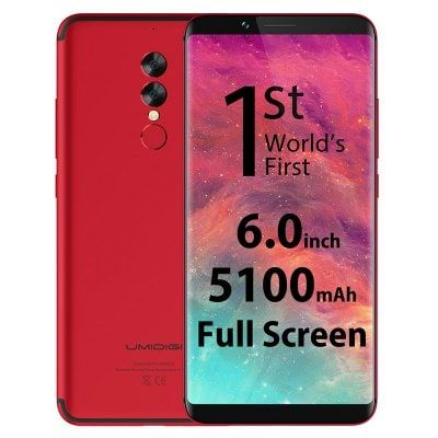 Just US$199.99, buy UMIDIGI S2 4G Phablet online shopping at GearBest.com Mobile.