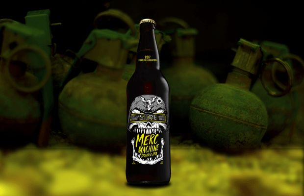Stone Lobs Another Hop Grenade With Release Of Merc Machine Double IPA https://n.kchoptalk.com/2j1xFJg