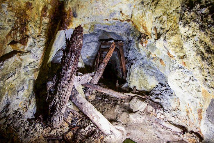 Work at Blackwood included gold mining #Blackwood #Goldfields#Mining #disused #Goldmines#abandoned #mines