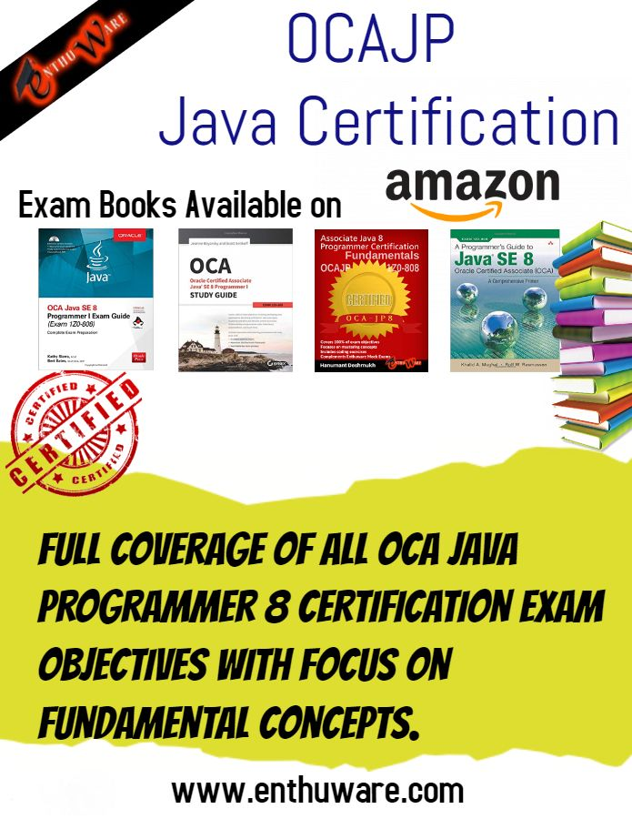 Java Certification Is Becoming More And More Popular These Days The