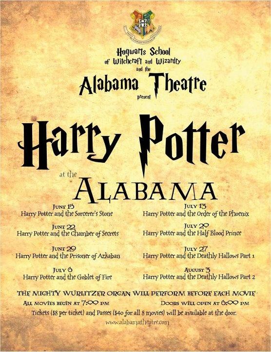 9 best harry potter at the alabama images on pinterest